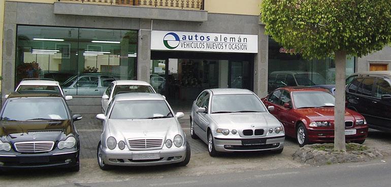 Autos Aleman